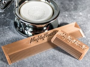 Customizable Comb